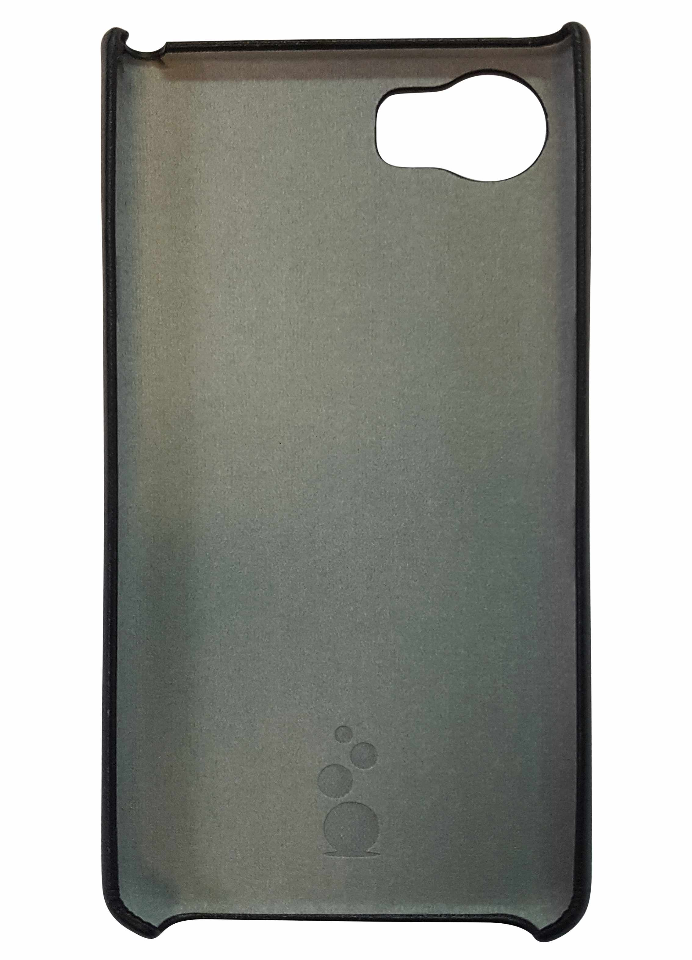 new products 673a9 c7608 Velvet Touch Case Black for Blackberry Keyone